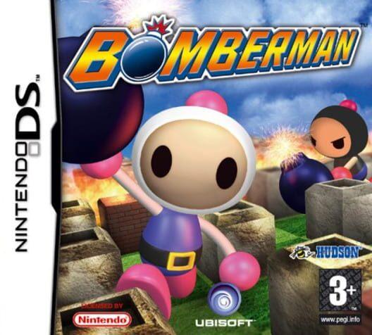 Bomberman DS image