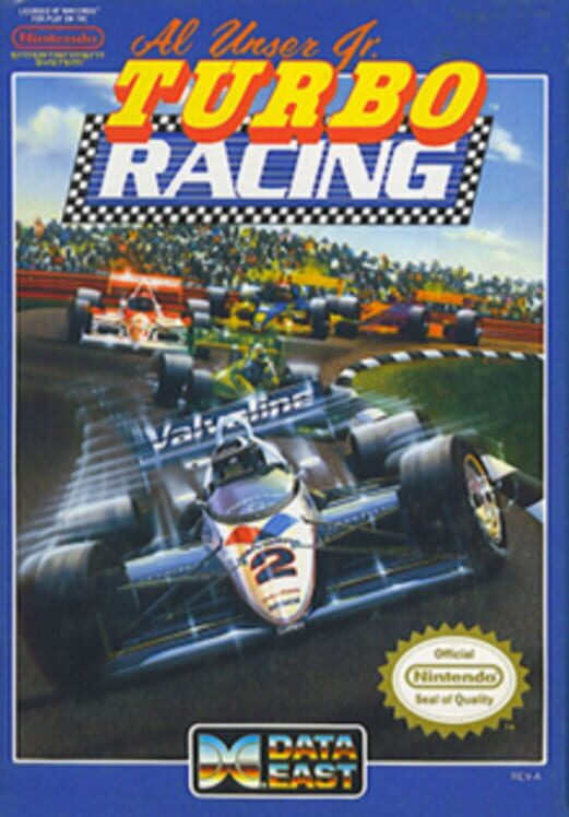 Al Unser Jr.'s Turbo Racing Display Picture