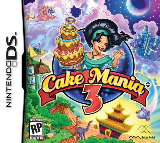 Cake Mania 3 Display Picture