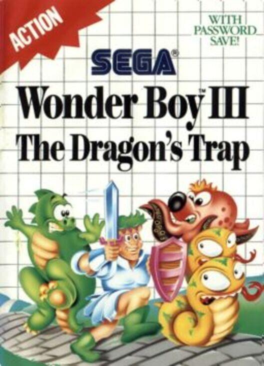 Wonder Boy III: The Dragon's Trap image