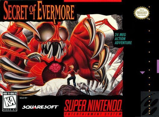 Secret of Evermore Display Picture
