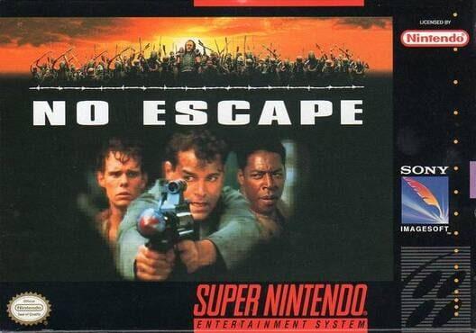 No Escape Display Picture
