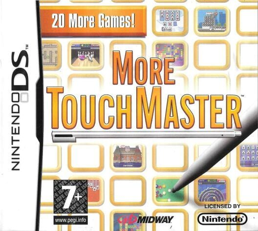 TouchMaster 2 Display Picture