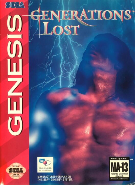 Generations Lost Display Picture