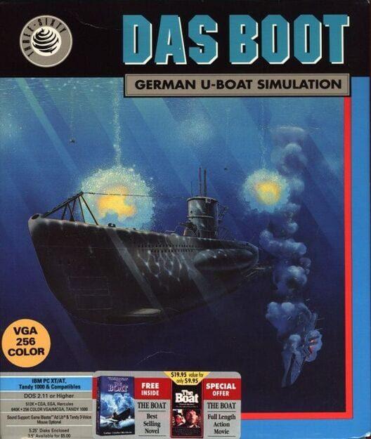 Das Boot: German U-Boat Simulation image