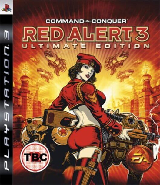 Command & Conquer: Red Alert 3 - Ultimate Edition image