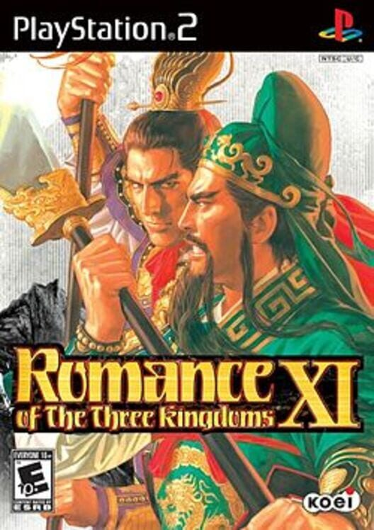 Romance of the Three Kingdoms XI image