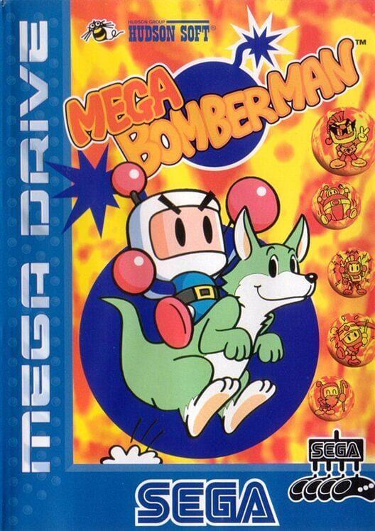 Mega Bomberman image