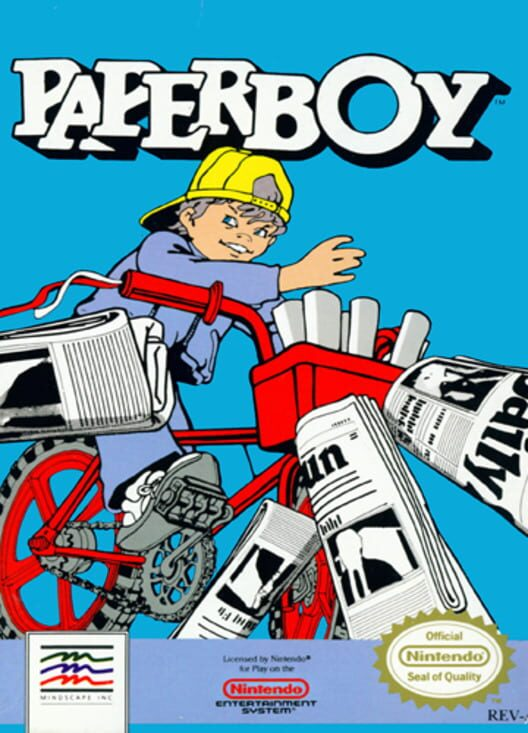 Paperboy Display Picture