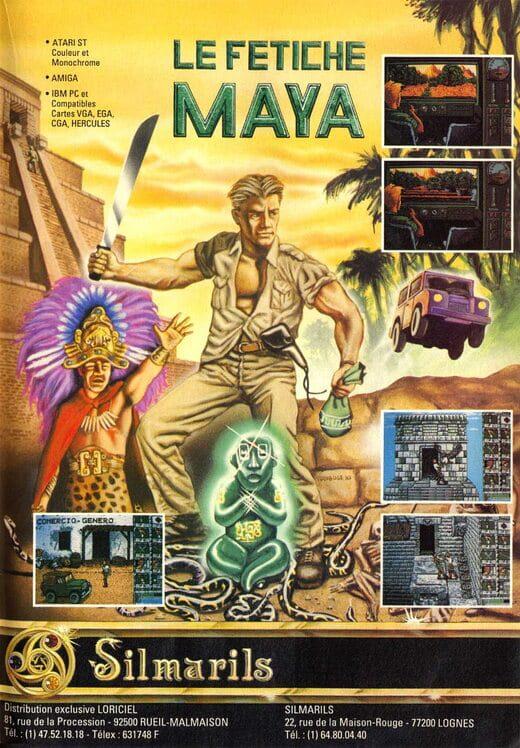 Le Fetiche Maya image