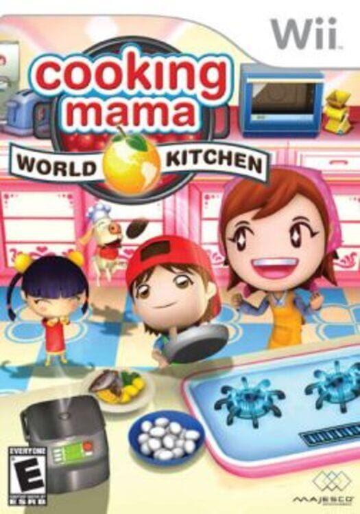Cooking Mama: World Kitchen image