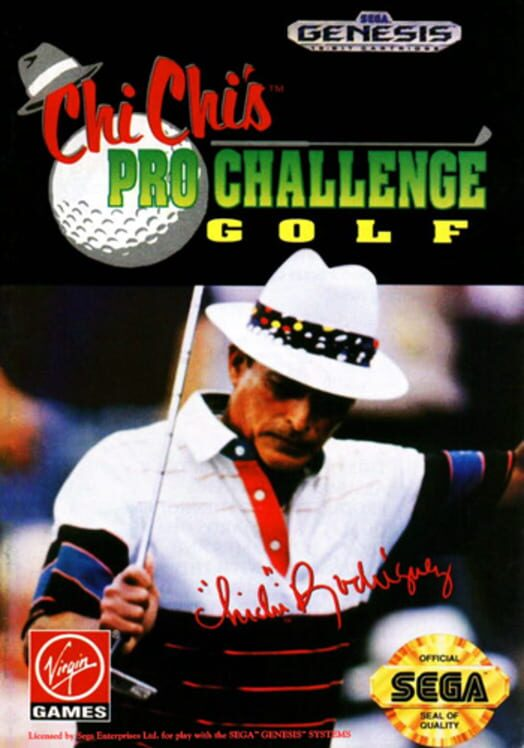 Chi Chi's Pro Challenge Golf Display Picture