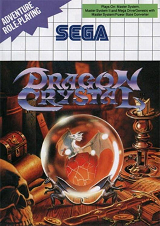 Dragon Crystal Display Picture