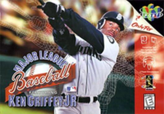 Major League Baseball featuring Ken Griffey Jr. image