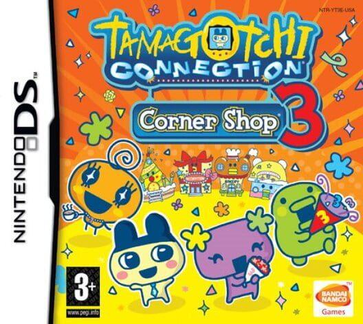 Tamagotchi Connection: Corner Shop 3 Display Picture