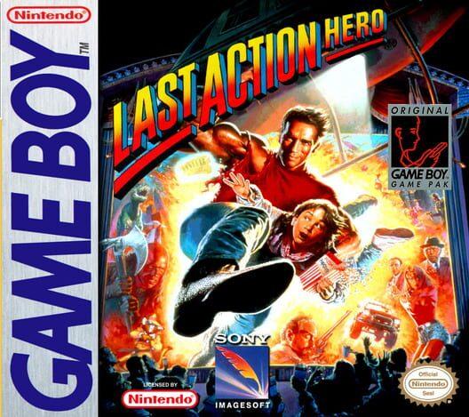 Last Action Hero Display Picture