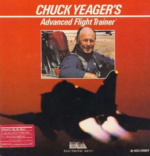 Chuck Yeager's Advanced Flight Trainer Display Picture