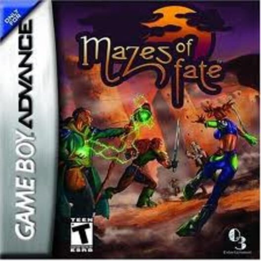 Mazes of Fate Display Picture