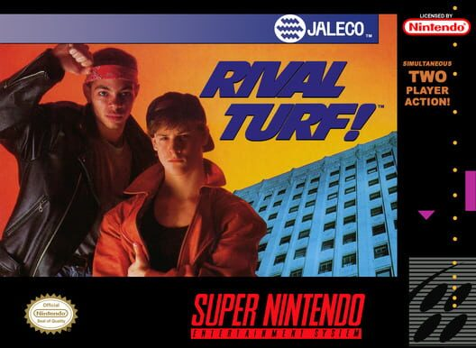 Rival Turf! Display Picture