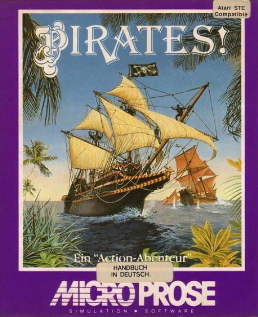 Sid Meier's Pirates! image