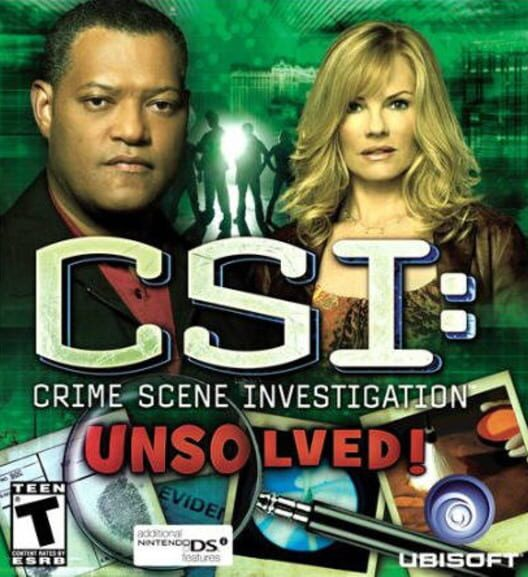 CSI: Unsolved Display Picture
