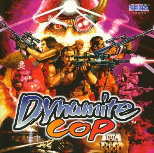 Dynamite Cop Display Picture