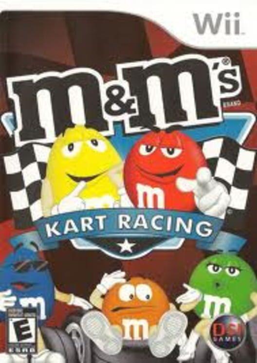 M&M's Kart Racing Display Picture