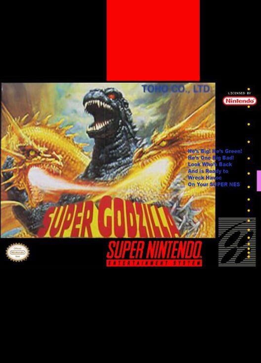 Super Godzilla image
