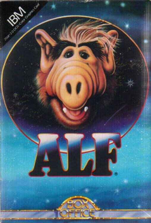 ALF: The First Adventure image