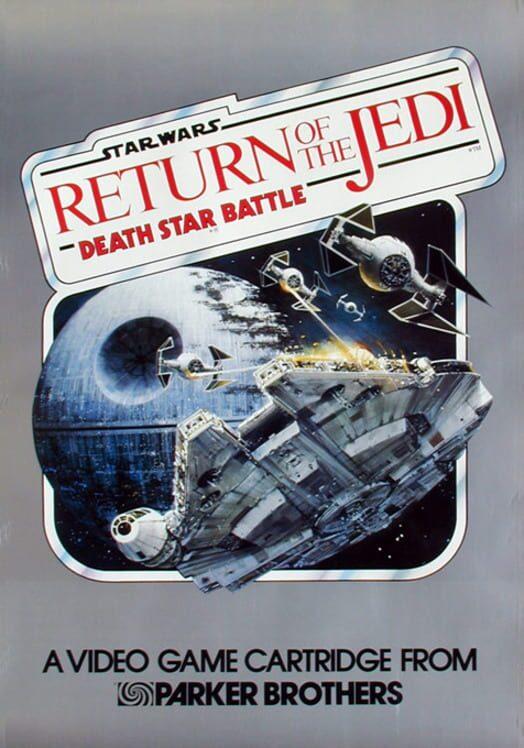 Star Wars: Return of the Jedi - Death Star Battle image
