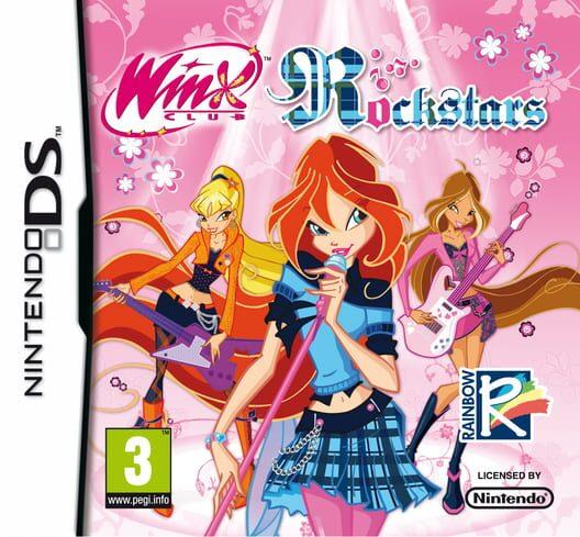 Winx Club Rockstars Display Picture