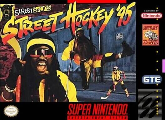 Street Hockey '95 Display Picture