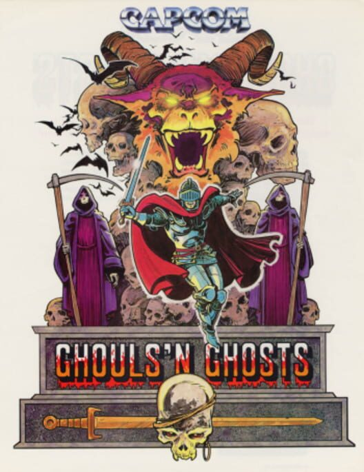 Ghouls 'n Ghosts image