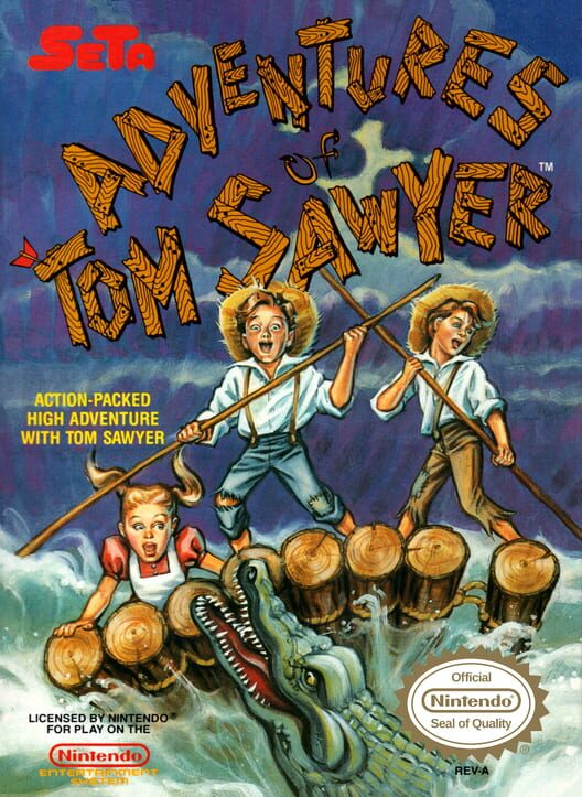 Adventures of Tom Sawyer Display Picture