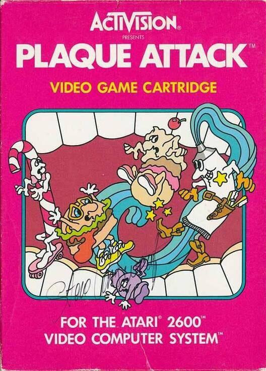 Plaque Attack image