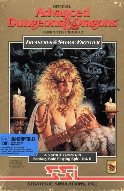 Treasures of the Savage Frontier image