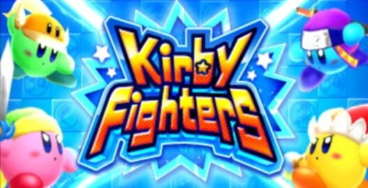 Kirby Fighters Deluxe image