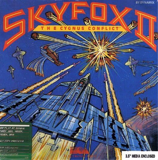 Skyfox II: The Cygnus Conflict Display Picture
