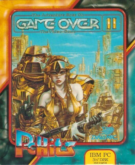 Game Over II image