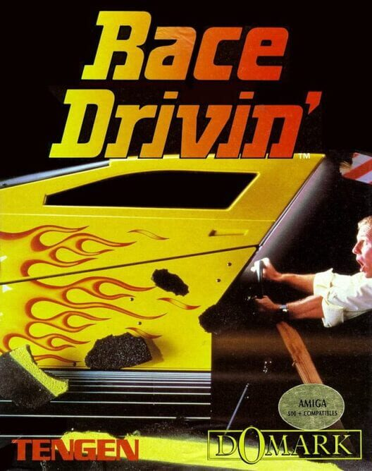 Race Drivin' Display Picture