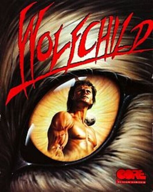 Wolfchild Display Picture