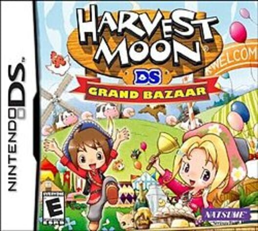 Harvest Moon DS: Grand Bazaar image