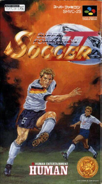 Super Formation Soccer II Display Picture