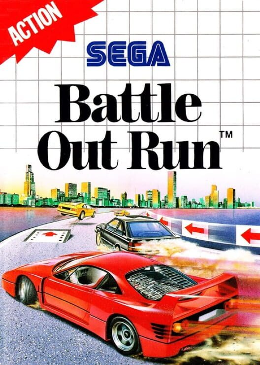 Battle OutRun image
