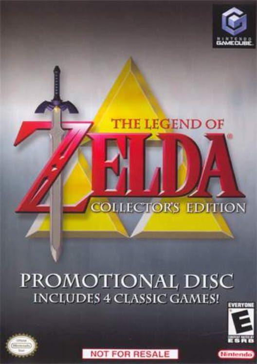 The Legend of Zelda: Collectors Edition image