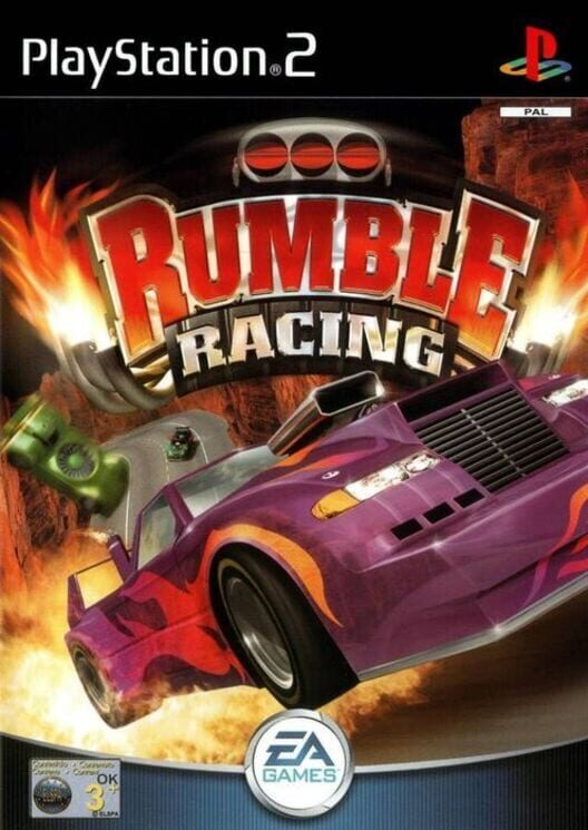 Rumble Racing Display Picture