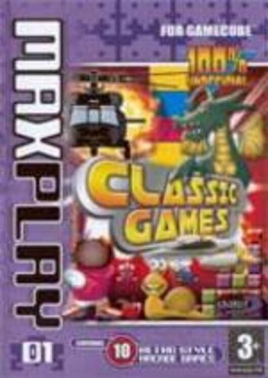 Maxplay Classic Games Volume 1 image