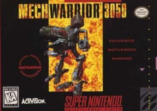 MechWarrior 3050 Display Picture