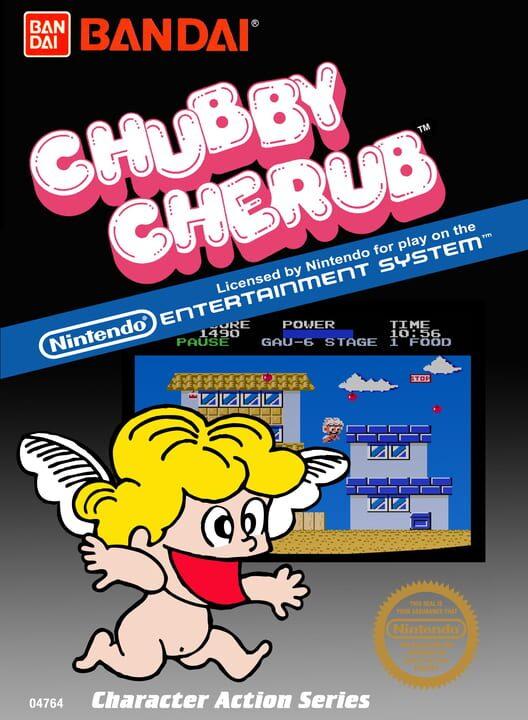 Chubby Cherub Display Picture