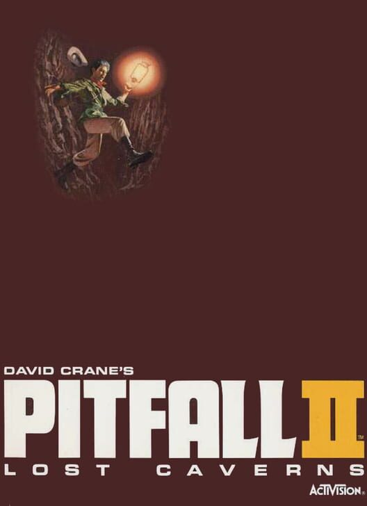 Pitfall II: The Lost Caverns Display Picture